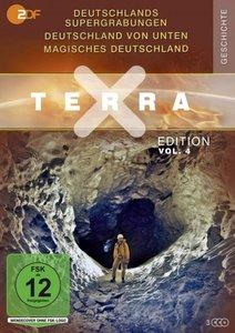 Terra X: Deutschlands Supergrabungen & Deutschland von unten & M