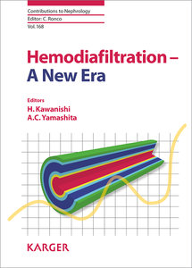 Hemodiafiltration - A New Era
