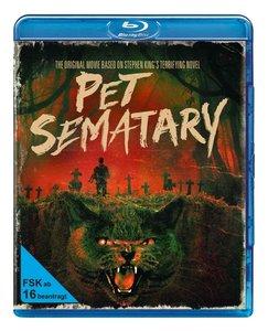 Friedhof der Kuscheltiere, 1 Blu-ray