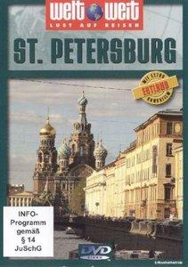 "St. Petersburg - mit Bonusfilm ""Estland"""
