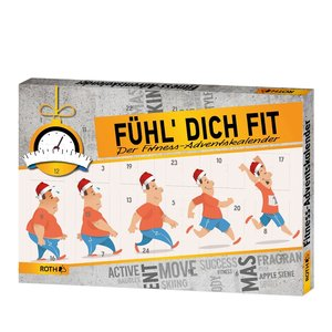 """Fit statt Fett\""-Adventskalender"