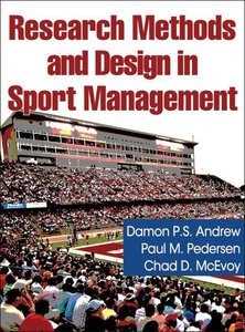 Research Methods and Design in Sport Management
