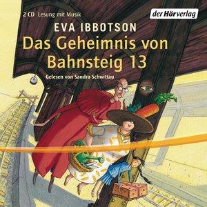 Das Geheimnis von Bahnsteig 13. 2 CDs
