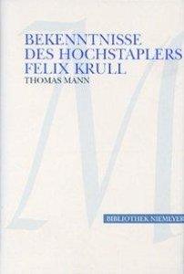 Bekenntnisse des Hochstaplers Felix Krull. Großdruck