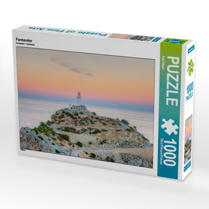 Formentor 1000 Teile Puzzle quer