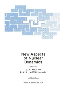 New Aspects of Nuclear Dynamics