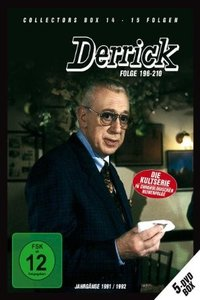 Derrick Collector's Box 14 (5 DVD/Ep.196-210)