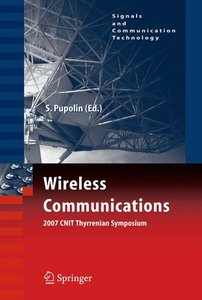 Wireless Communications 2007 CNIT Thyrrenian Symposium