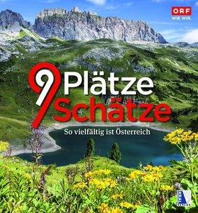 9 Plätze - 9 Schätze (Ausgabe 2016)