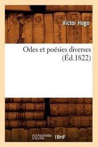Odes Et Poesies Diverses