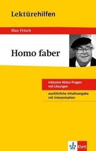 Homo faber Lektürehilfen