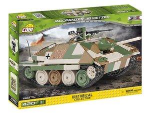 COBI 2382 - SMALL ARMY, Jagdpanzer 38 Hetzer, WWII, Bausatz, 420