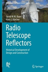 Radio Telescope Reflectors