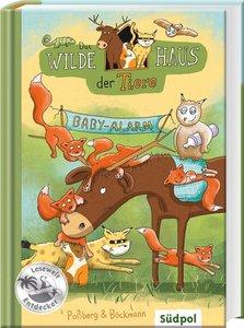 Das Wilde Haus der Tiere - Baby-Alarm