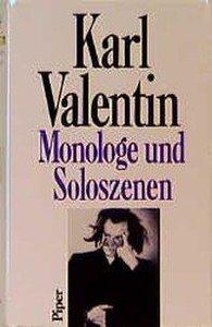 Monologen und Soloszenen