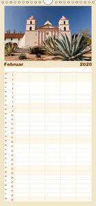 Kalifornien USA - Familienplaner hoch (Wandkalender 2020 , 21 cm