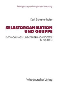 Selbstorganisation und Gruppe