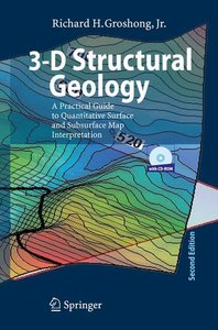 3-D Structural Geology. Mit CD-ROM
