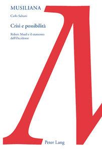 Crisi e possibilità