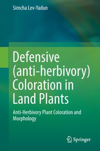 Defensive Plant Coloration