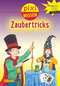 Pixi Wissen, Band 66: VE 5 Zaubertricks