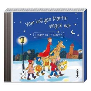 Vom heil\'gen Martin singen wir, 1 Audio-CD