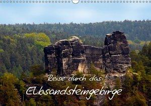 Reise durch das Elbsandsteingebirge