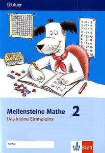 Meilensteine Mathematik. Das kleine Einmaleins 1./2. Schuljahr.