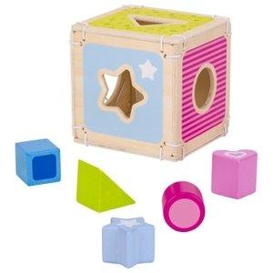 Sort Box, Würfel