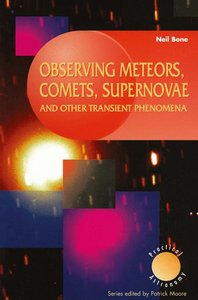 Observing Meteors, Comets, Supernovae and other Transient Phenom