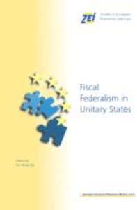 Fiscal Federalism in Unitary States