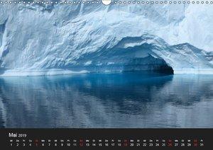 Die Antarktis / CH-Version (Wandkalender 2019 DIN A3 quer)