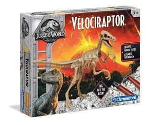 JUR Velociraptor Ausgrabungsset