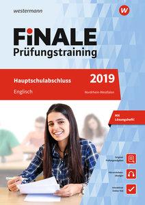 Finale Prüfungstraining 2019 - Hauptschulabschluss Nordrhein-Wes