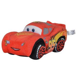 Simba 6315874675 - Disney Cars 3 - Plüschauto, McQueen, 45 cm
