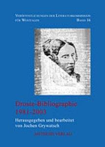 Droste-Bibliographie