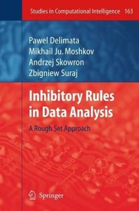 Inhibitory Rules in Data Analysis