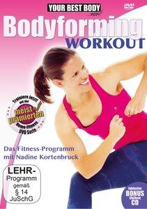 Bodyforming Workout (DVD+CD)
