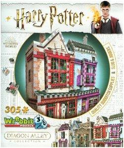 Qualitäts Quidditch Shop & Apotheke - Harry Potter / Quality Qui