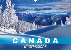 Canada Impressions (Wall Calendar 2018 DIN A3 Landscape)