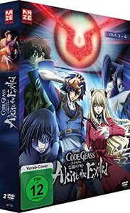 Code Geass - OVA 3+4 Akito the Exiled - DVD