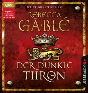 Der dunkle Thron, 5 Audio-CDs, MP3 Format