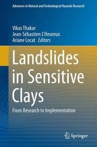 Landslides in Sensitive Clays