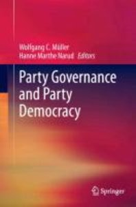Party Governance and Party Democracy