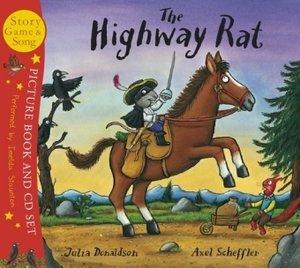 The Highway Rat. Book + CD