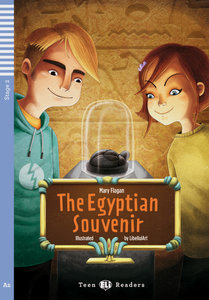 The Egyptian Souvenir. Buch mit Audio-CD