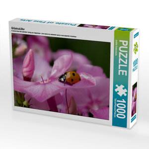 Glückskäfer 1000 Teile Puzzle quer