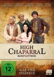 High Chaparral-Komplettbox: Alle