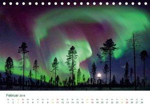 Traumhaftes Schweden: Weites Land im Norden Europas (Tischkalend