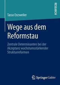 Wege aus dem Reformstau